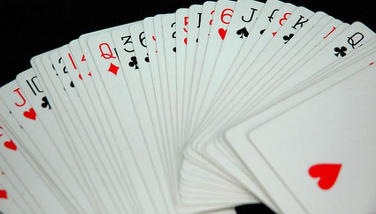 Gripe is similar to Rummy 500, in that you put your cards face-up on the table after making runs and sets.