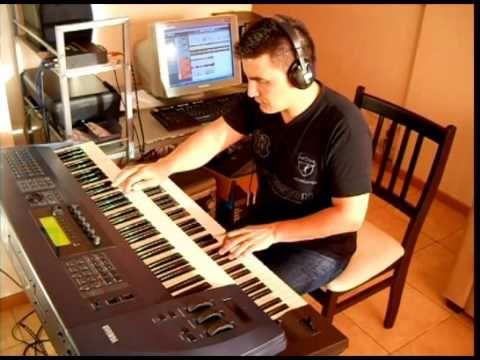Sintetizadores Yamaha EX7 y Roland GW8 by (Cristian Castillo) Clases de Piano, Organo Sintetizadores Online por Skype!!! Interesados: Contacto: compositor100...