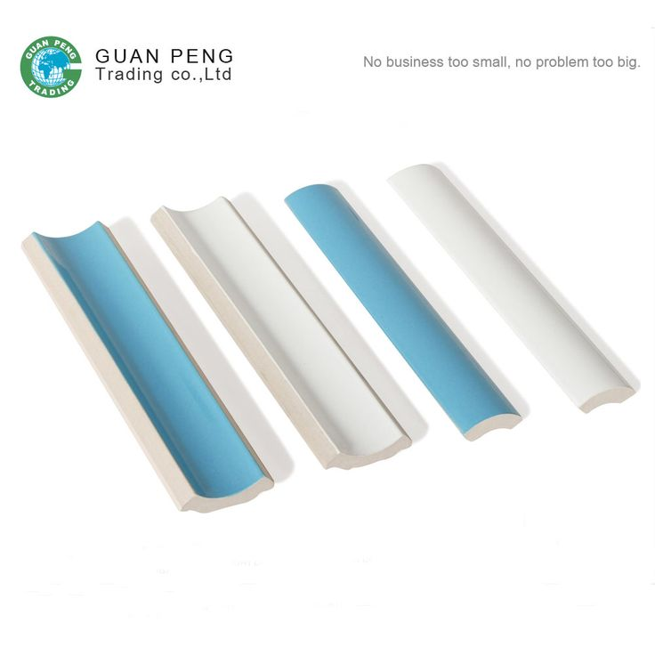 Check out this product on Alibaba.com APP White And Bule Swimming Pool Curved Ceramic Tiles Not Expensive