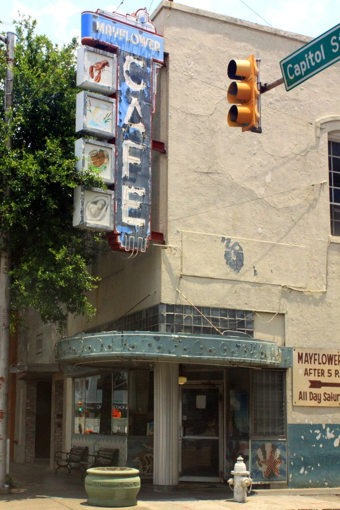 Places You Recognize From Mississippi That Showed Up In Famous Movies: The Mayflower Café, Jackson - #CitywithSoul