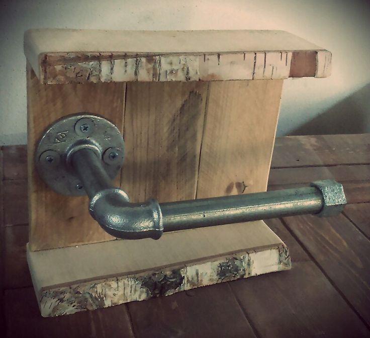 Accesorio Baño Rustico. Estilo vintage Industrial ...
