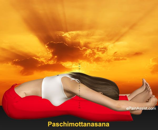 Seated Forward Bend Pose or Paschimottanasana for Uprooting Sinusitis Infection