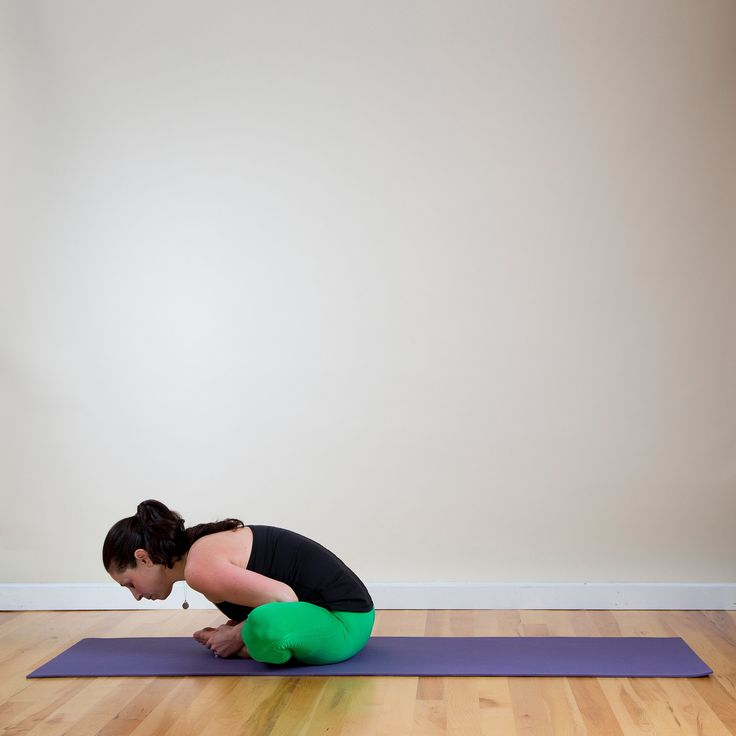 Tight Hips? Sore Back? Four INCREDIBLE Poses That Offer Instant Relief: Try the Butterfly! #SELFmagazine