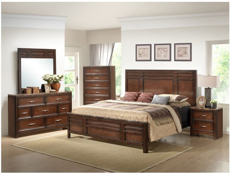 Our Carrie Bedroom Set is so welcoming . Black Friday Sale going on now.