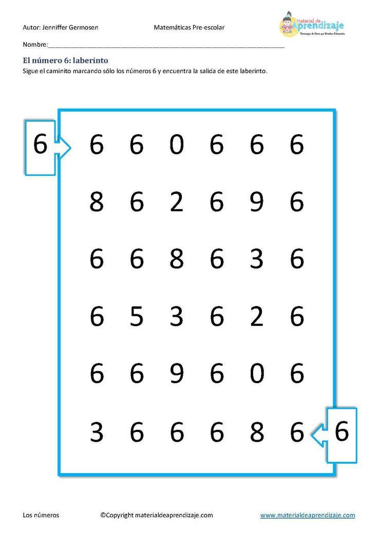 Reconocer y aprender los números es un precursor muy importante para los niños que comienzan la primera etapa escolar, ya que de ello depende que más adelante puedan trabajar en actividades mucho más avanzadas. Con estas fichas que te propongo a continuación podrás ayudar a los pequeños a introducirlos en el reconocimiento de los números,