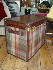 Antique and Vintage Luggage and Trunks