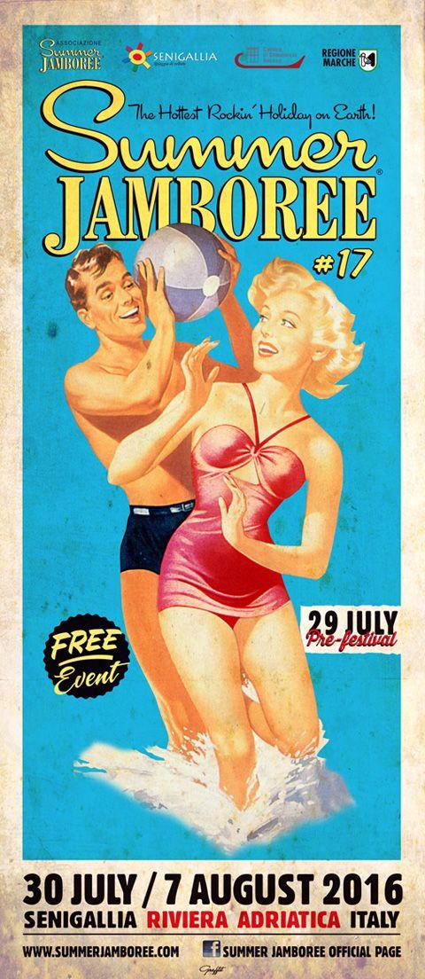 SUMMER JAMBOREE #17 - 30 July / 7 August 2016