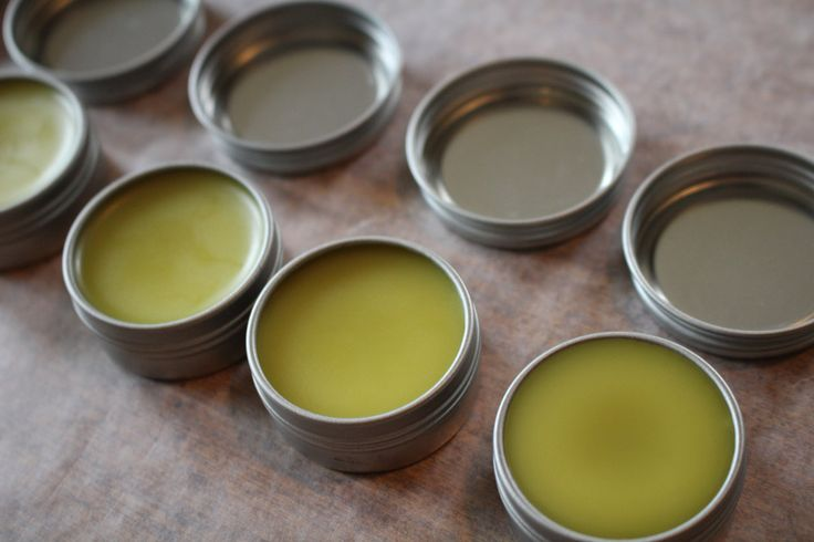 lemon-balm lip ointment (and instructions on making infused oil from it) for cold sores or chapped lips