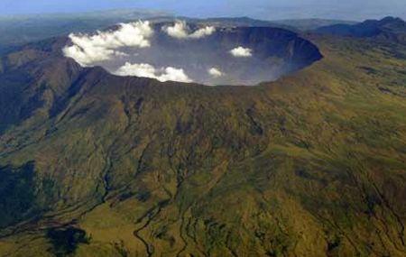 Gunung Tambora BIMA
