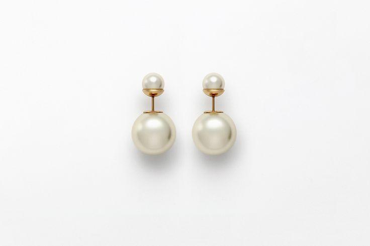 """mise en dior"" tribal ohrringe - Die accessoires Dior// ADORE these!"