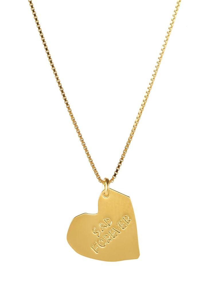 Malaika Raiss Halsband - gold-coloured - Zalando.se