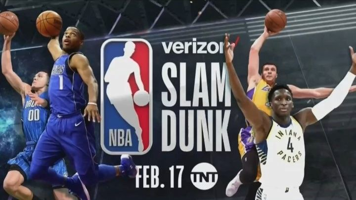 Who you got winning the 2018 NBA Slam Dunk Contest? .  #nba #basketball #nike #adidas #meme #warriors #rockets #spurs #timberwolves #thunder #pelicans #trailblazers #nuggets #celtics #raptors #cavs #heat #wizards #pacers #sixers #bucks #lakers #suns #knicks #espn #tnt #abc #nbatv #kobe #_nbacity_