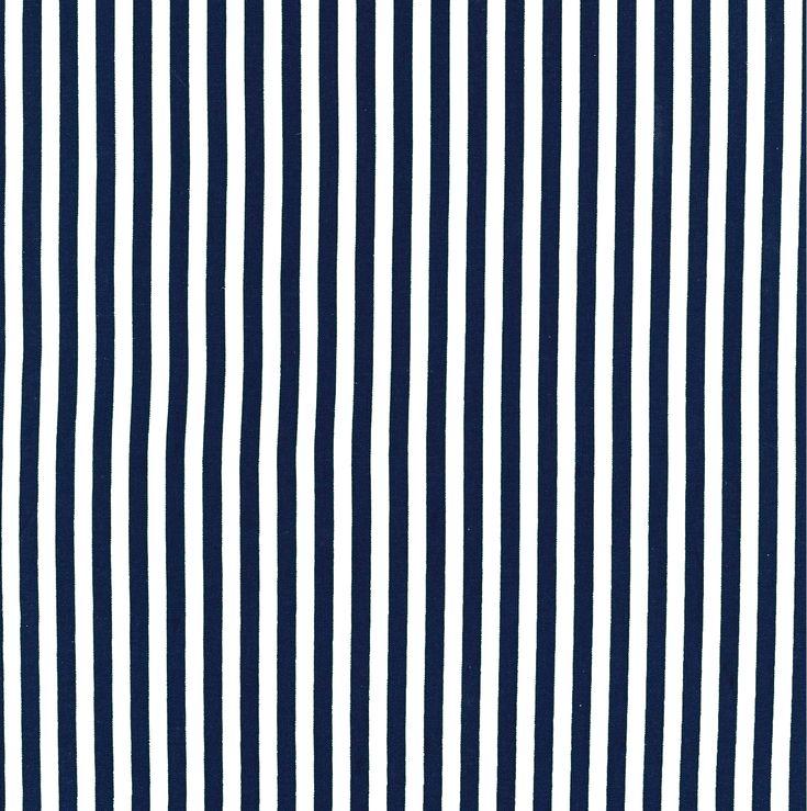 Cx3584 Clown Stripe navy nite blue indigo basics stripes ...