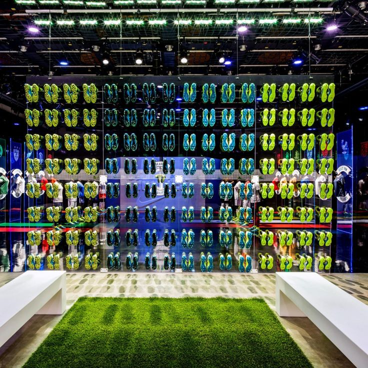 The Nike Underground Popup Vancouver, BC Eight by