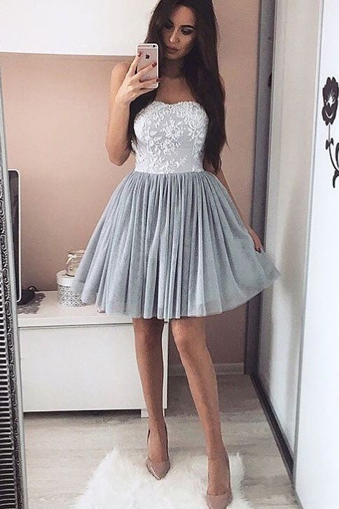 Best 25  Freshman homecoming dresses ideas on Pinterest | Colorful ...
