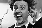 Arena: Ken Dodd's Happiness. Ken Dodd. Image credit: British Broadcasting Corporation.