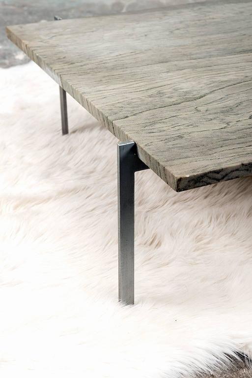 Poul Kjærholm PK 61 Coffee Table for E. Kold Christensen, 1960s For Sale at 1stdibs