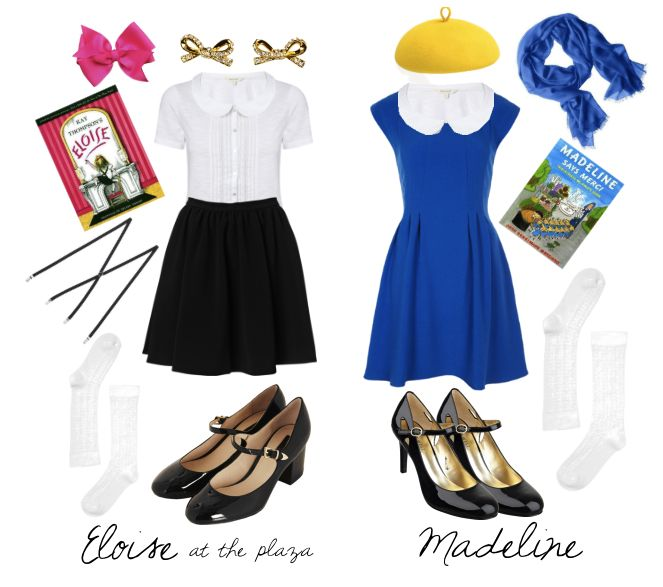 Character Halloween Costumes - Color Me Courtney - New York City Fashion Blog