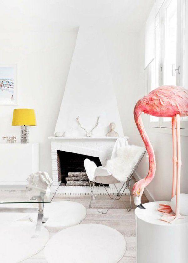Le Flamingo géant pour une déco décalée