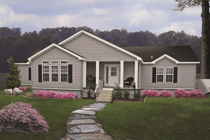 Clayton Homes of Bowling Green manufactured or modular house details for EZ-440 JOHNSON home.