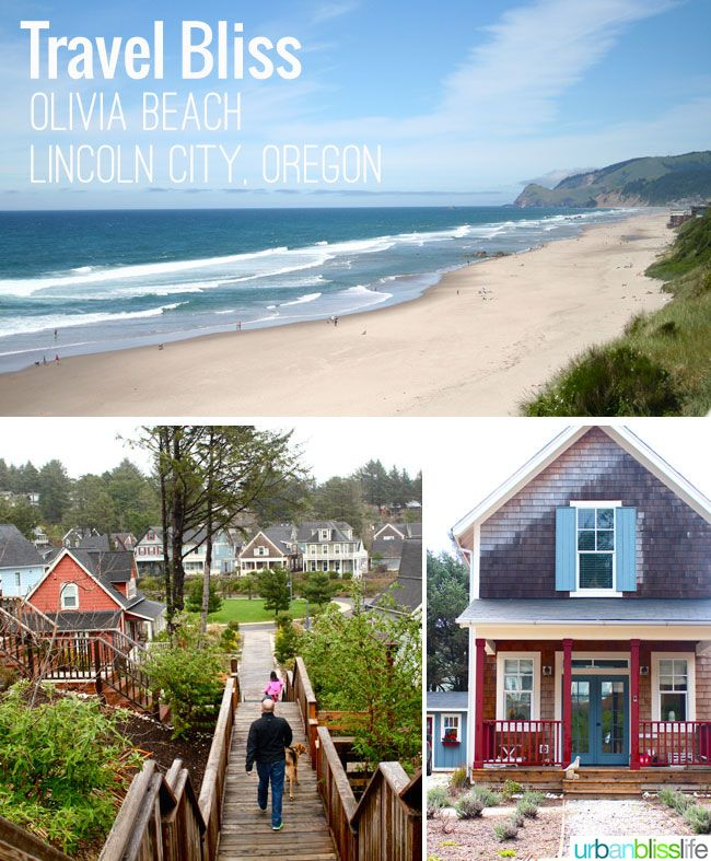 Vacation Rentals In Lincoln City Or: [Travel Bliss] Lincoln City, Oregon: Olivia Beach Cottages