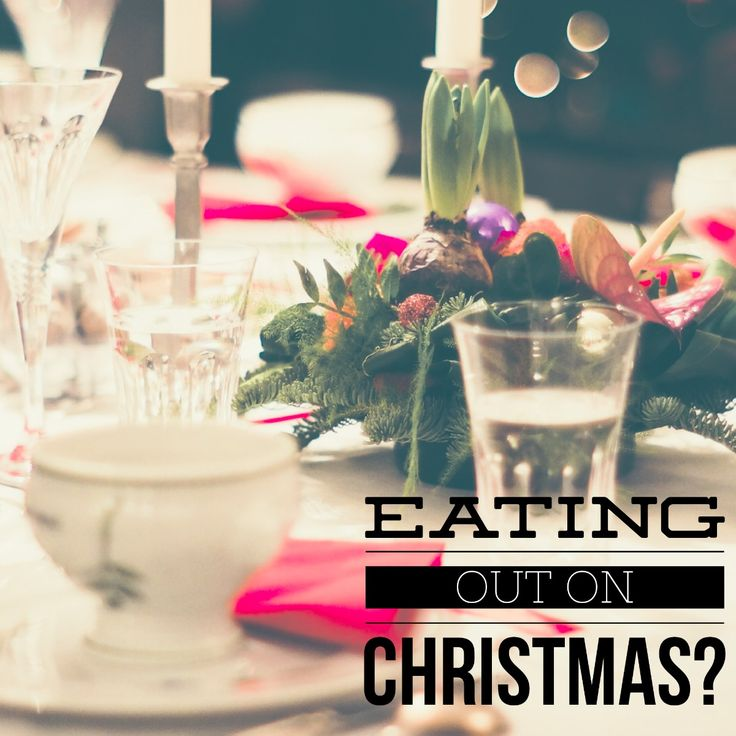 Wondering if there are any Roseville or Rocklin restaurants open Christmas Day? Not to mention Christmas Eve? Wonder no more!