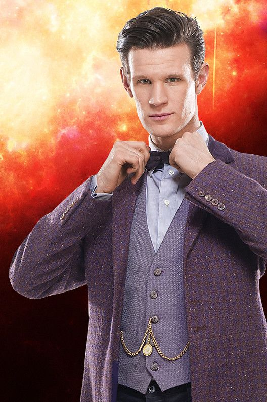 Matt Smith The Eleventh Doctor and My First Doctor He will always be The best and Favorite of The Doctors