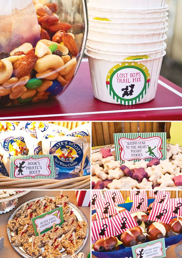 Magical Peter Pan Party {4th Birthday} // Hostess with the Mostess®