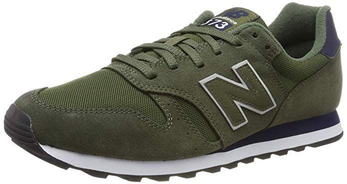 New Balance 373 Core Sneakers Herren Dunkelgrün (mit Bildern ...