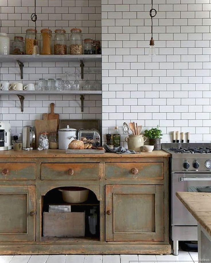 Farmhouse Kitchen Cabinets: Best 25+ Modern Farmhouse Kitchens Ideas On Pinterest