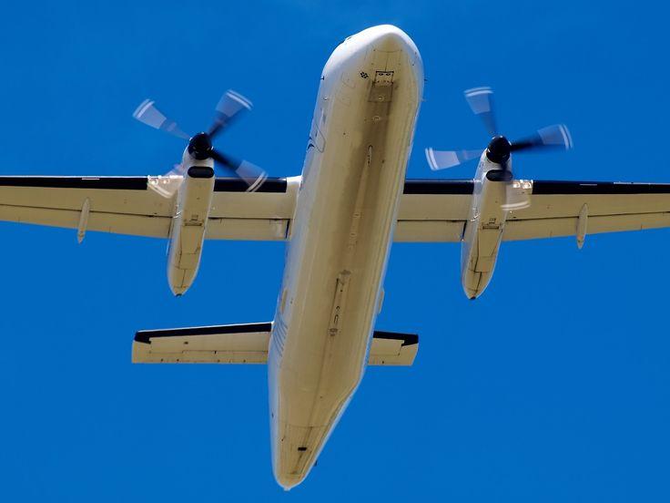 Air New Zealand Link (Air Nelson) Q300 Type: De Havilland Canada DHC-8-311Q Dash 8 Location: Christchurch International Airport Date: 01/01/2012