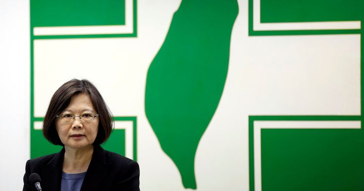 Tsai Ing-wen, Taiwan's First Female Leader, Is Assailed in China for Being 'Emotional' << WTF?!