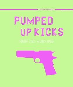 pumped up kicks lyric art foster the people