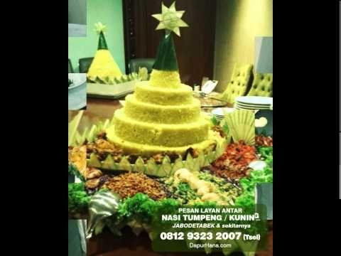 081293232007 (Tsel) | Harga Nasi Tumpeng di Bekasi