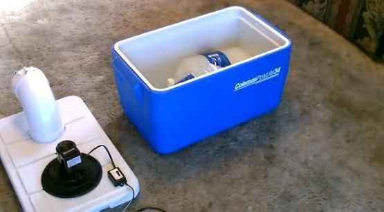 Small Air Conditioner For Dog House