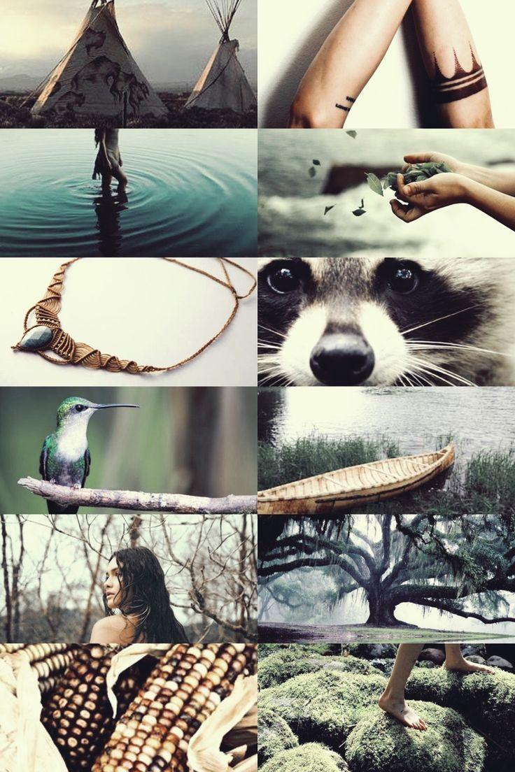 Pocahontas Aesthetic - Pocahontas