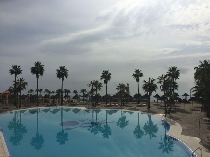 Hotel Polynesia, Benalmadena, Malaga, Spain