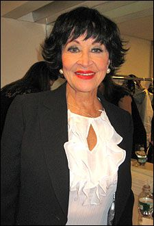 In celebration of Hispanic Heritage Month, we honor former Girl Scout Chita Rivera. An actress, singer and dancer, Chita is best known for her theater performances. She is the first Hispanic woman and the only Latino American to receive a Kennedy Center Honors award. She received the Presidential Medal of Freedom in 2009.