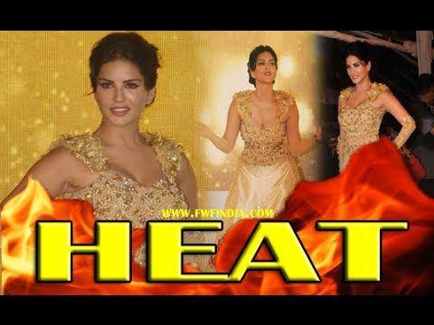 """Sunny Leone"" Heats up the Ramp for Designer Rohit Verma"