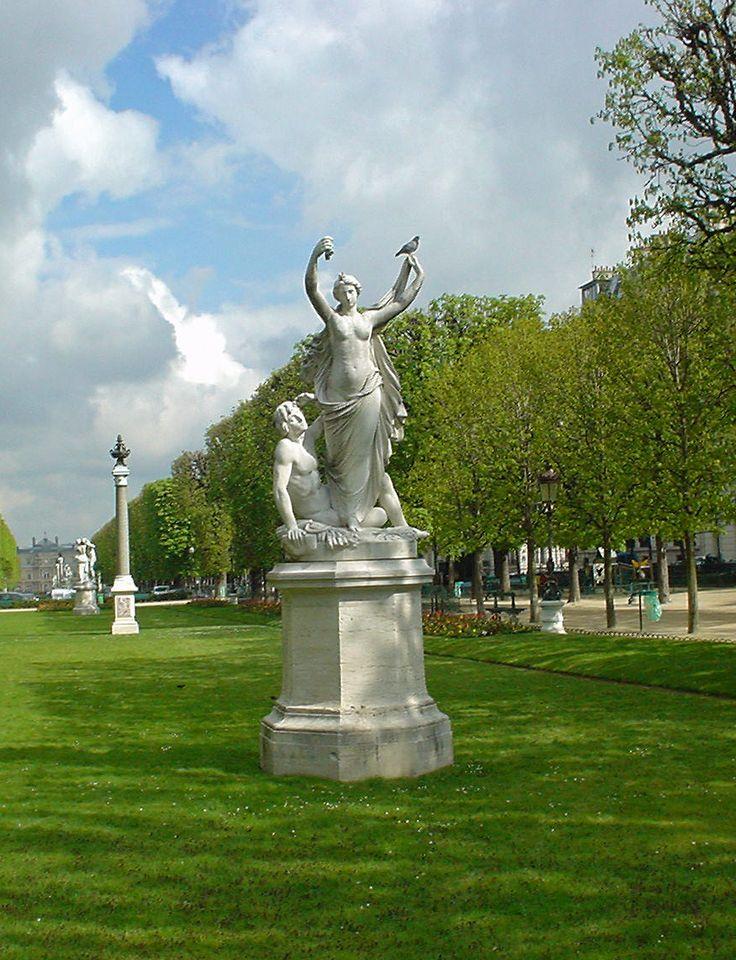 Visite des clous d'Arago le long du méridien de Paris. http://visite-guidee-paris.fr