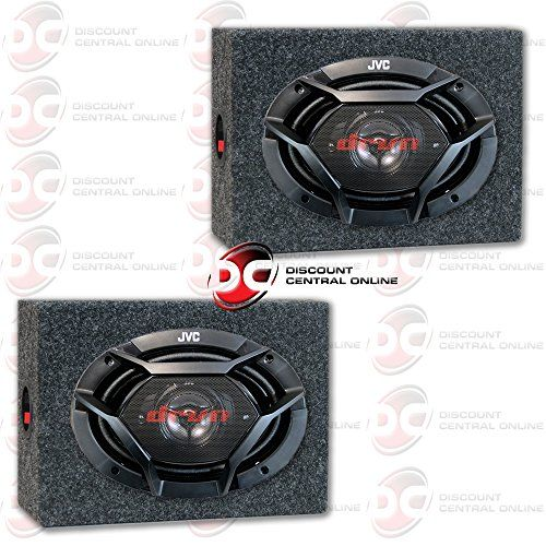 """Package Pair of JVC CS-DR6930 6x9"""" 3-Way Car Audio Coaxial Speakers with (Optional) Speaker Boxes:   /p br Car audio 6 x 9-inch 3-way Coaxial Speakers (Pair)br Model: CS-DR6930br RMS Power Handling: 140 watts per pair / 70 watts eachbr PEAK Power Handling: 1000 watts per pair / 500 watts eachbr Recommended power range: 10 - 70 watts RMS per channelbr Impedance: 4 ohms br Frequency Response: 58-21,000 Hzbr Carbon Mica Woofer Conebr Hybrid Rubberized Cloth Surroundbr Poly-Ether Imide Bal..."""