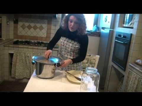 Tutorial per  Detersivo liquido per Lavatrice fatto in casa - YouTube
