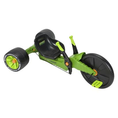 The Green Machine! | Gifts for Kids | Pinterest