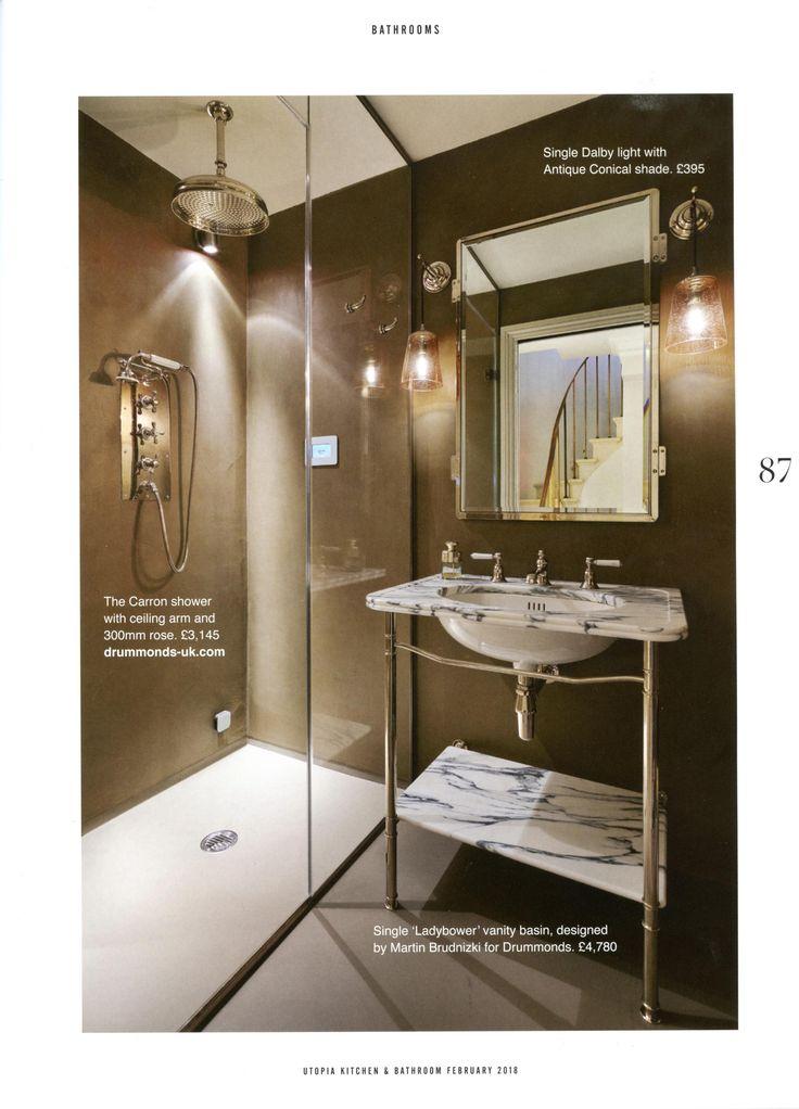 Single u0027Ladyboweru0027 vanity basin designed by Martin