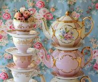Beautiful Teapots & Teacups