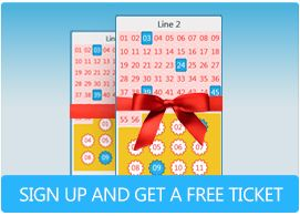 online lottery tickets