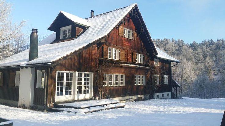 Gruppenhaus Löchli, Niederglatt, Schweiz