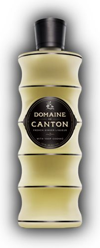 ASIAN PEAR MARTINI    1 ½ PARTS DOMAINE DE CANTON  2 PARTS PEAR VODKA  1 PART FRESH PEAR JUICE  Add a splash of fresh lime juice. Shake and serve in a martini glass.
