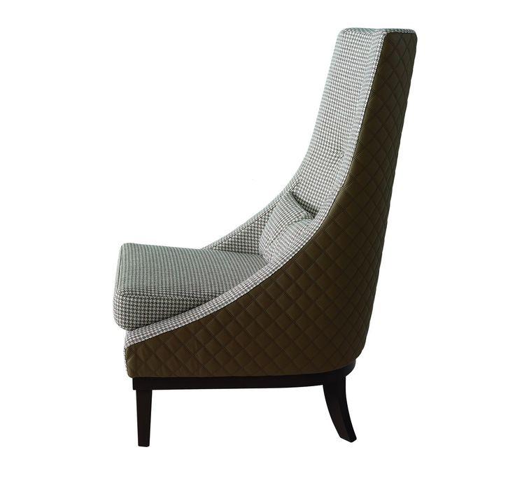 Lounge sessel holz  Die besten 25+ Ledersessel schwarz Ideen auf Pinterest | Couch ...