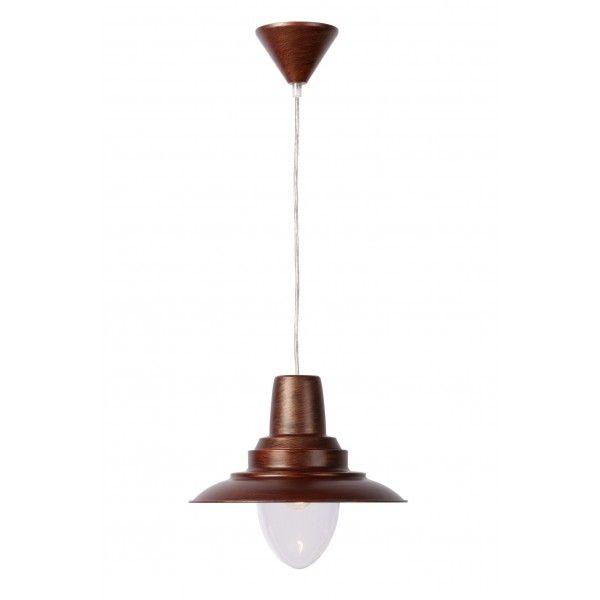 Bastia D29 cm - Lucide - kolor rdzawobrązowy